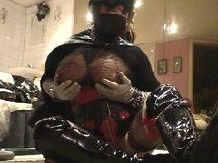 Roxina Slut vidz In Mask  super X