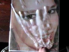 Mary's facial vidz blasting tribute  super HUGE pt 2