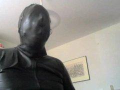 Maske und vidz Knebel