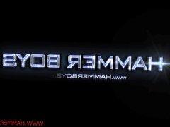 Jeremy Stoor vidz Mario Luna  super and Miro Polsky from Hammerboys TV