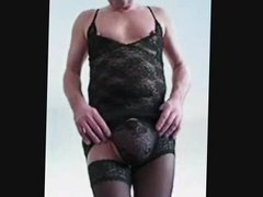 Huge ballsac vidz and lingerie