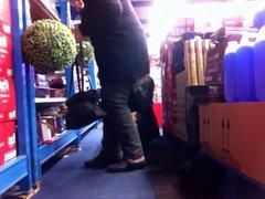 tranny horny vidz shopping