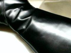Wifes boots, vidz glitter, stiff