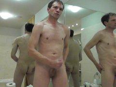 wank in vidz a hotel  super bathroom