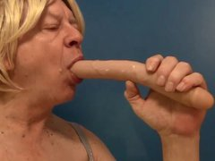 Naughty Gigi vidz has some  super nice new dildos