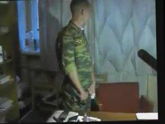 Russian soldiers vidz jerking off  super 3