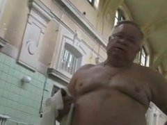 Gorgeous Grandpa vidz enjoys wellness