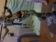 Figure Bukkake vidz 12 (Sinon  super Aquamarine ver. Double) SOF