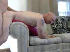 Gay sissy vidz faggot Mike  super Karacson anal bareback shaved smooth