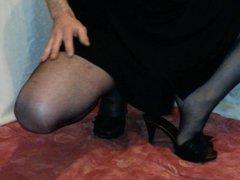 Studio - vidz Feet and  super Mules 02