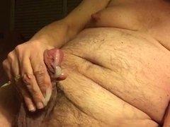 Artemus - vidz Stroking A  super Big Thick Creamy Cum Load