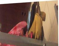 Str8 spy vidz daddy in  super locker room