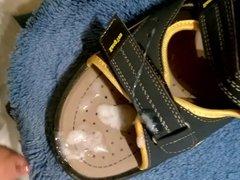 A load vidz for a  super Sandal