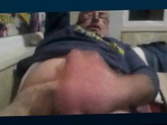 Grandpa wanking vidz webcam