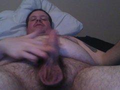 Hairy Chub vidz Bear Solo  super Ass Play Cumshot