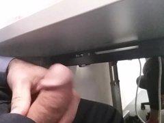 Public Masturbation vidz in Library  super 6