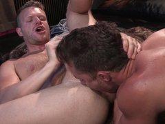 FalconStudios Johnny vidz V Sweaty  super Licks