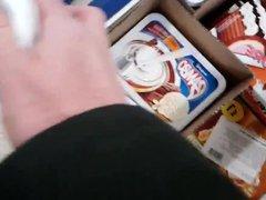 Cum on vidz food ice  super cream in store