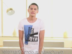 GayCastings - vidz Tino Cortez  super Fucked at Porn Audition