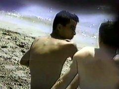 Guardone in vidz spiaggia -  super Beach Voyeur