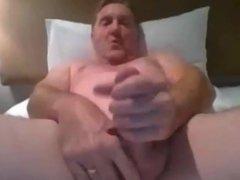 Married man vidz shoots creamy  super load