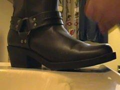 boots flat vidz cum