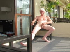 Holiday Balcony vidz wank