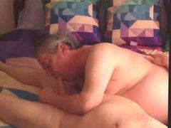 Two grandpas vidz making love  super and 69
