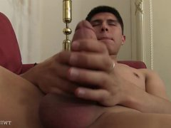 Twink Ricardo vidz Castillo Foot  super Fetish Jerk Off