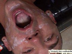 Bukkake Boys vidz - Double  super penetration freak