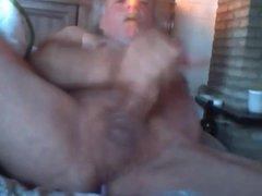 grandpa stroke vidz and cum