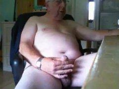 grandpa stroke vidz on cam