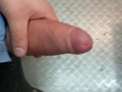 Short wank vidz at work