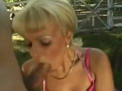 Hungarian asshole vidz gaped by  super french men