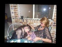 Girls Nite vidz In, whoring  super with Friends