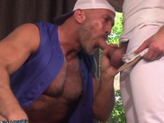 Gay bear vidz jizz drenched
