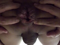 Close Up vidz Asshole In  super The Shower