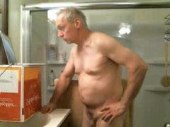 Daddies Webcam vidz - Showertime  super 1