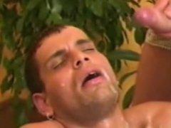 European Gay vidz Bukkake (Part  super 3 - Finale)