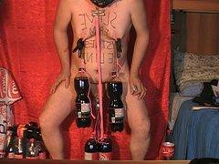 CBT 4 vidz bottles for  super Mistress Celine
