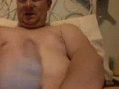 Hot chunky vidz stroking watching  super porn