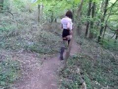 Kareencd dogging vidz woods