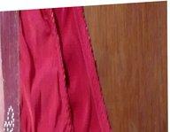 Cum in vidz red panties