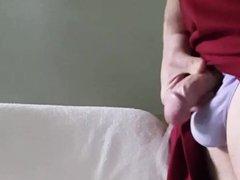 Wife's Dirty vidz Panties and  super Dress