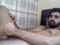 Masturbating Turkey-Turkish vidz Bear Fahri  super Silivri Big Dick Cam