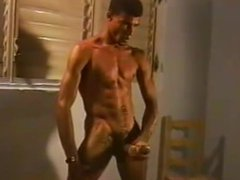 Latino hunk vidz jerks off  super stripping and dancing