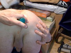 Anal games vidz with my  super gaping asshole