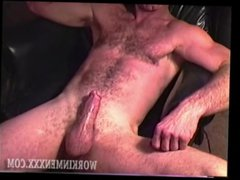Mature Man vidz Dale Jerks  super Off