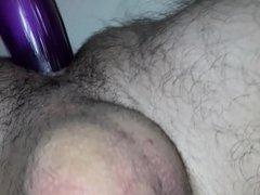 Vibrator lila vidz im arsch