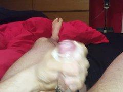 Wanking and vidz cuming